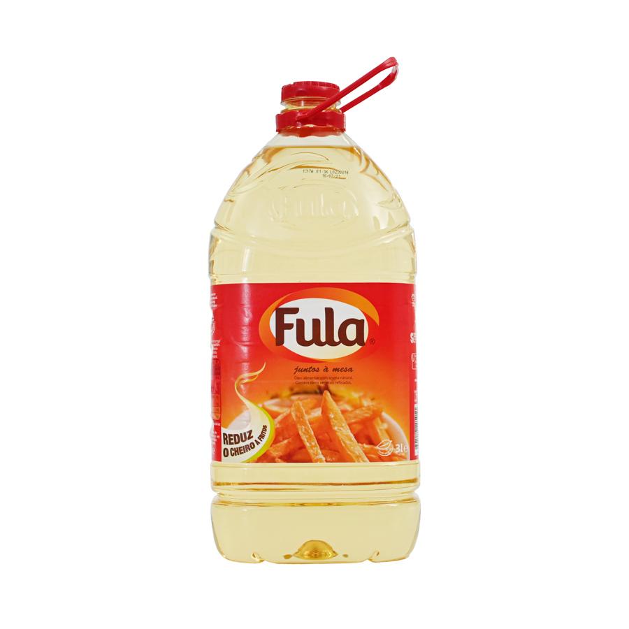 ÓLEO FULA ALIMENTAR 3L