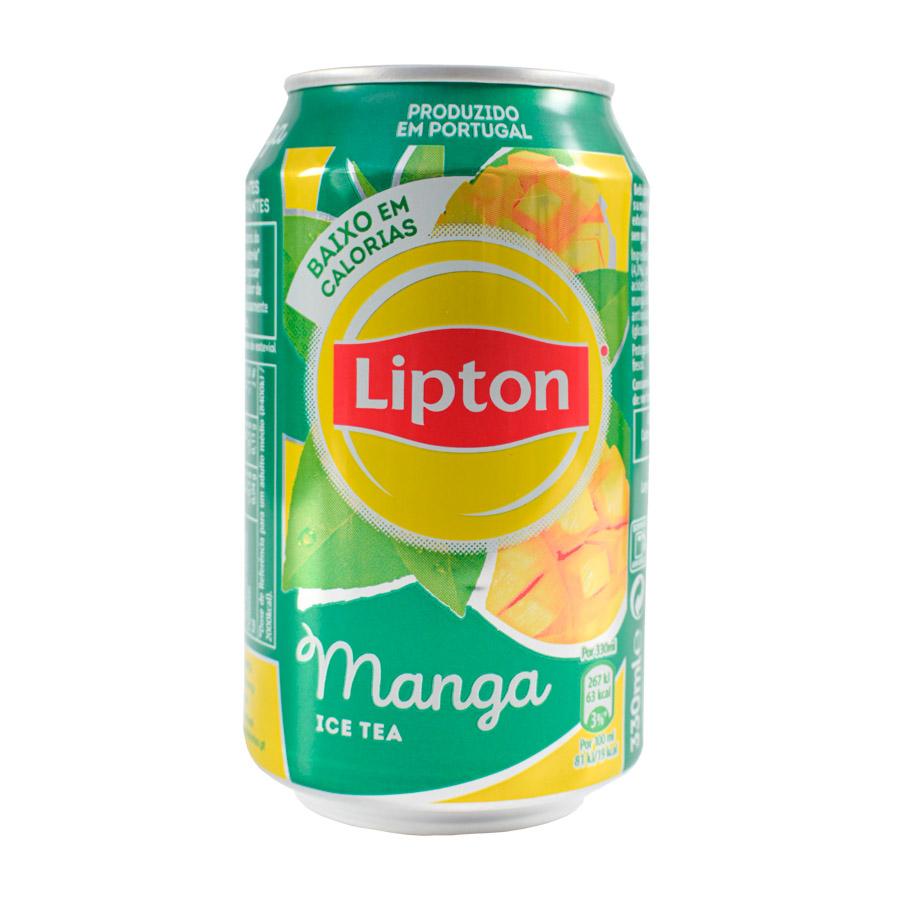 Ice Tea Lipton Manga Lata 33Cl
