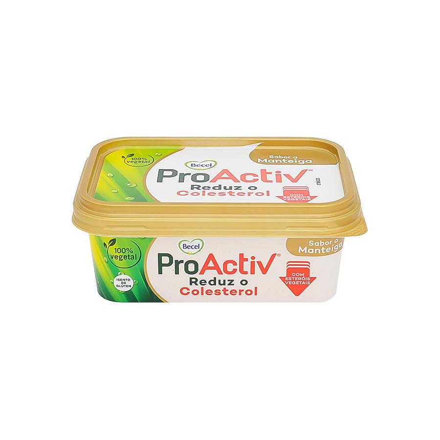 Creme Vegetal Becel Pro-Activ 250Gr