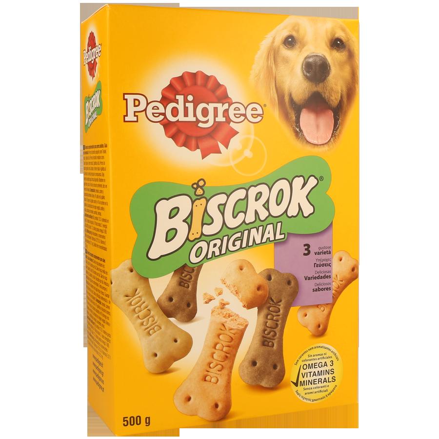 Snack Cão Pedigree Biscrok 500Gr
