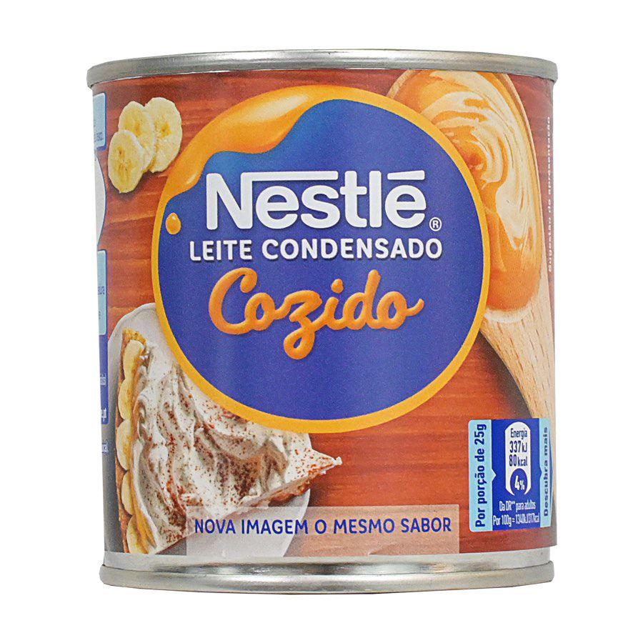 Leite Condensado Nestlé Cozido 397Gr