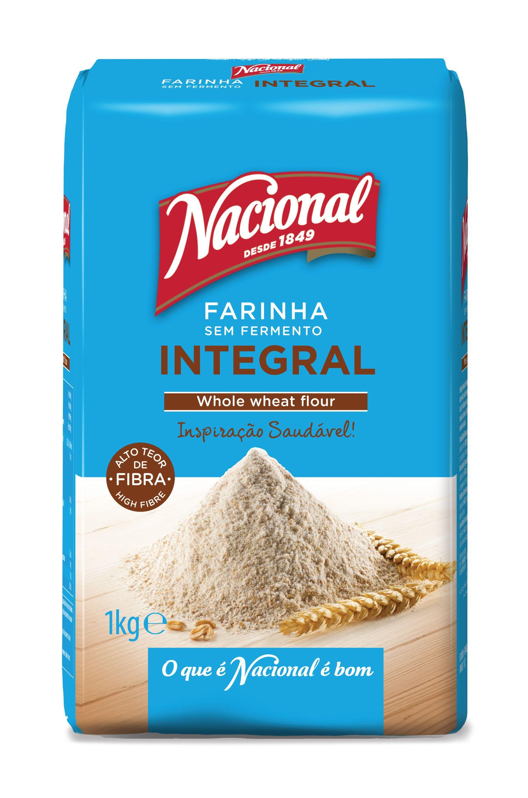 FARINHA INTEGRAL NACIONAL 1KG
