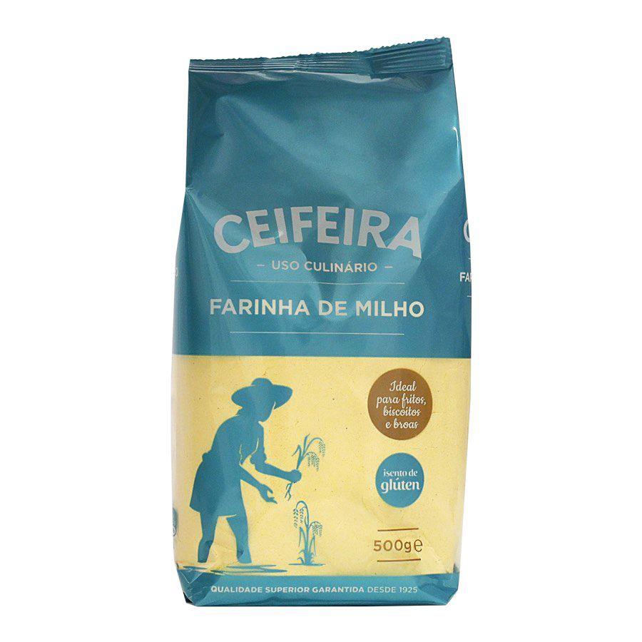 FARINHA CEIFEIRA MILHO 500GR