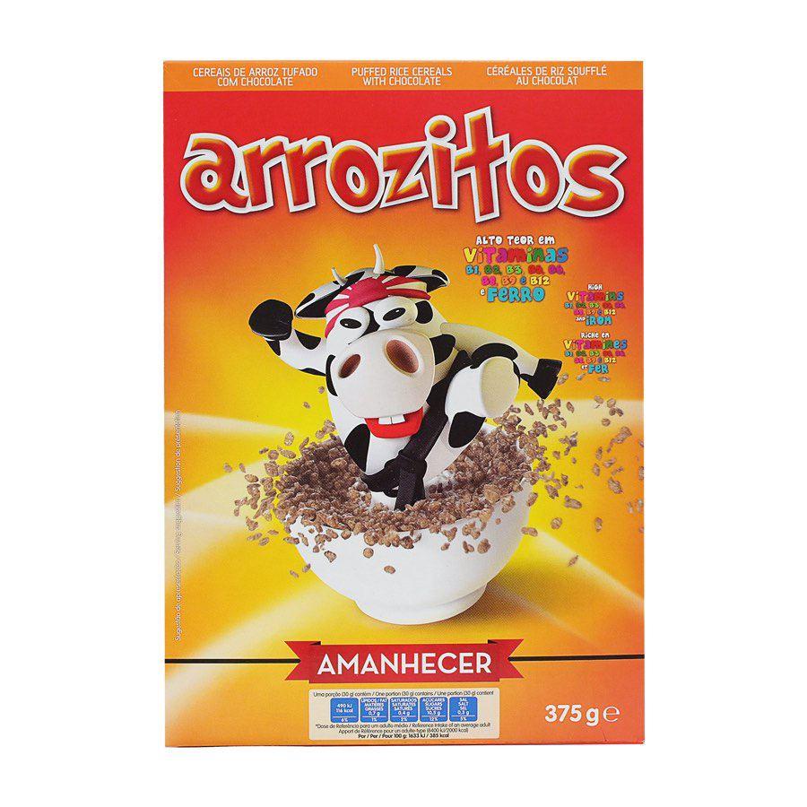 Cereal Amanhecer Arrozitos 375 Gr