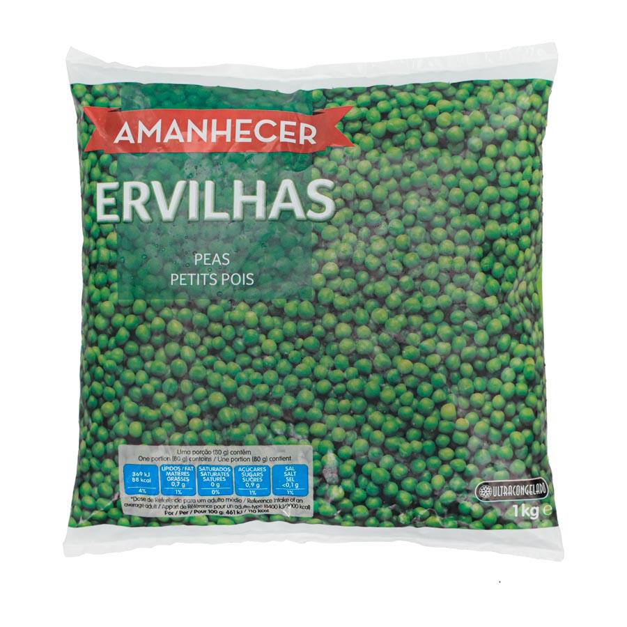 Ervilhas Amanhecer 1Kg