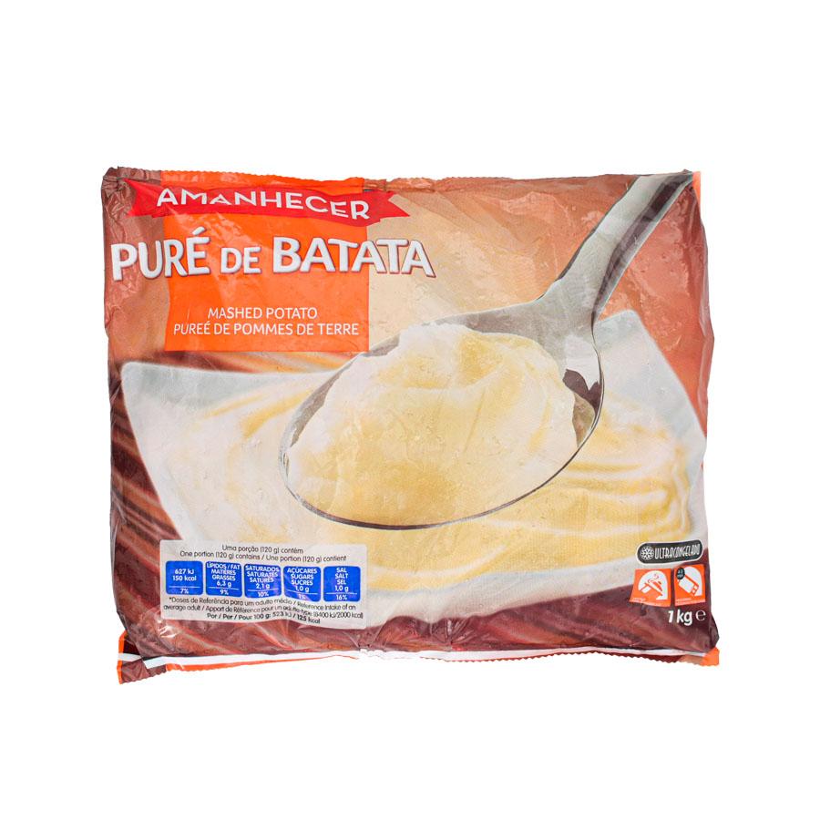 Batata Pure Amanhecer 1Kg