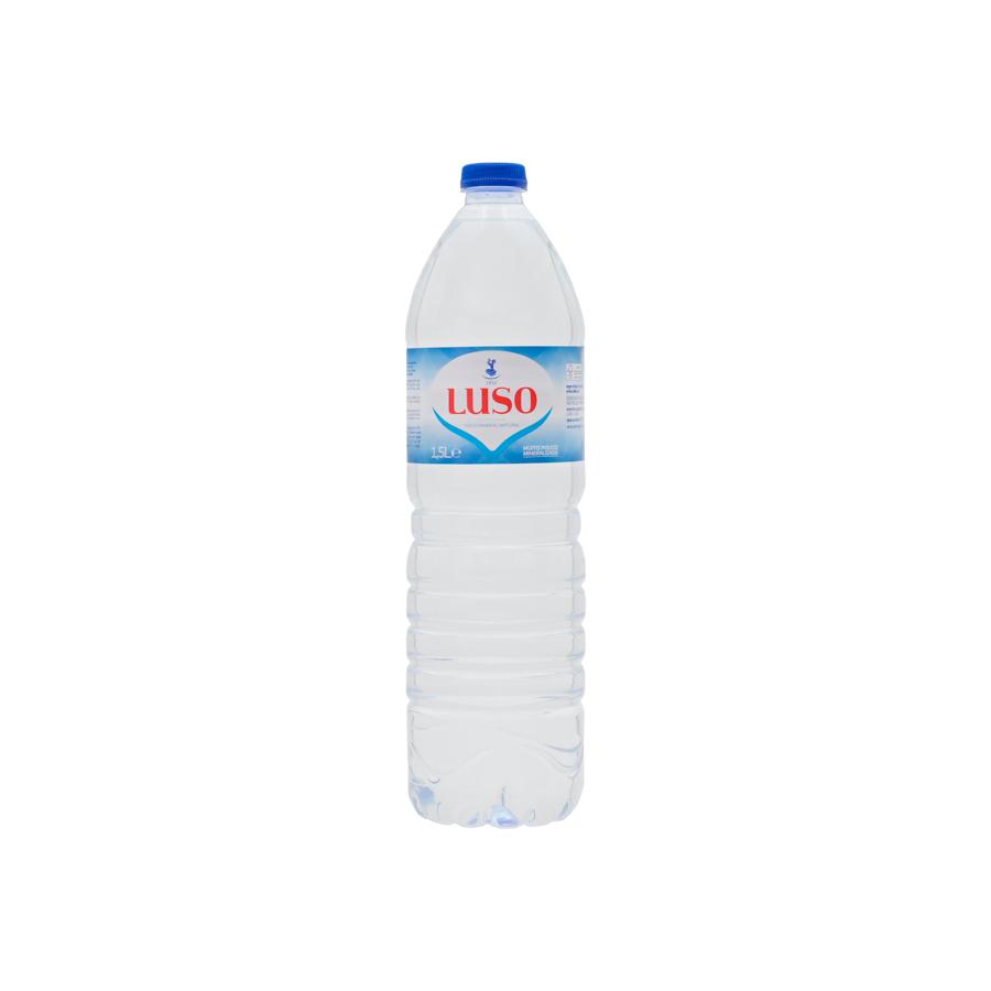 Água Luso 1,5Ltágua Luso 1,5Lt