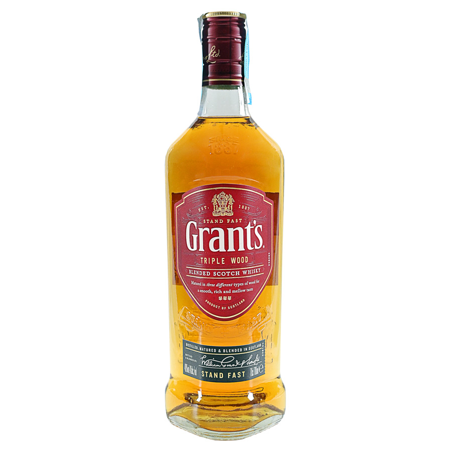 WHISKY GRANT'S 70CL