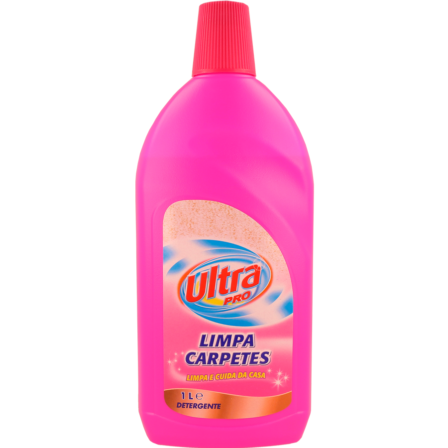 LIMPA CARPETES ULTRA PRO 1L