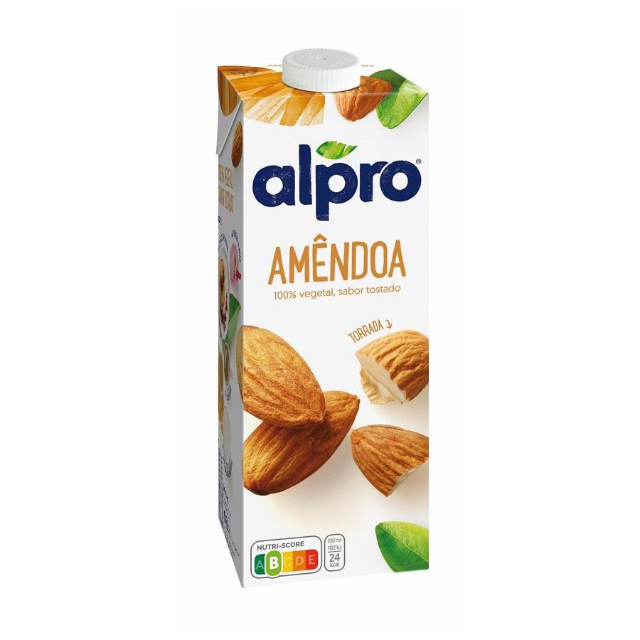 Bebida Amêndoa Alpro 1Lt