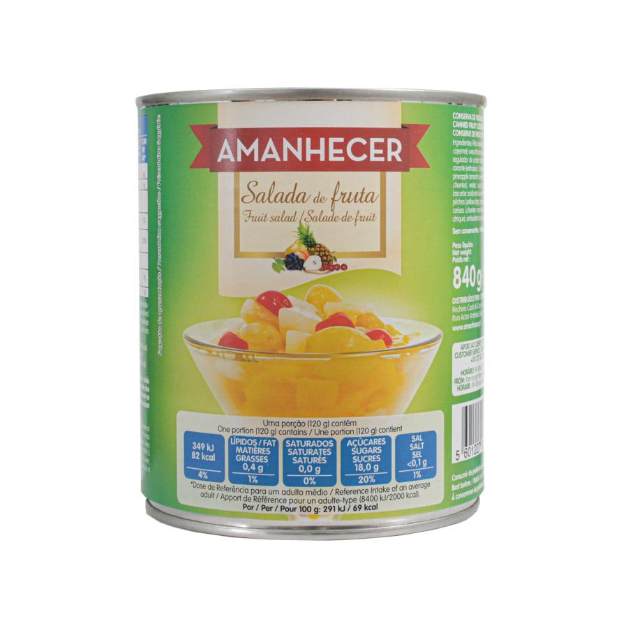 Salada Fruta Amanhecer 840Gr