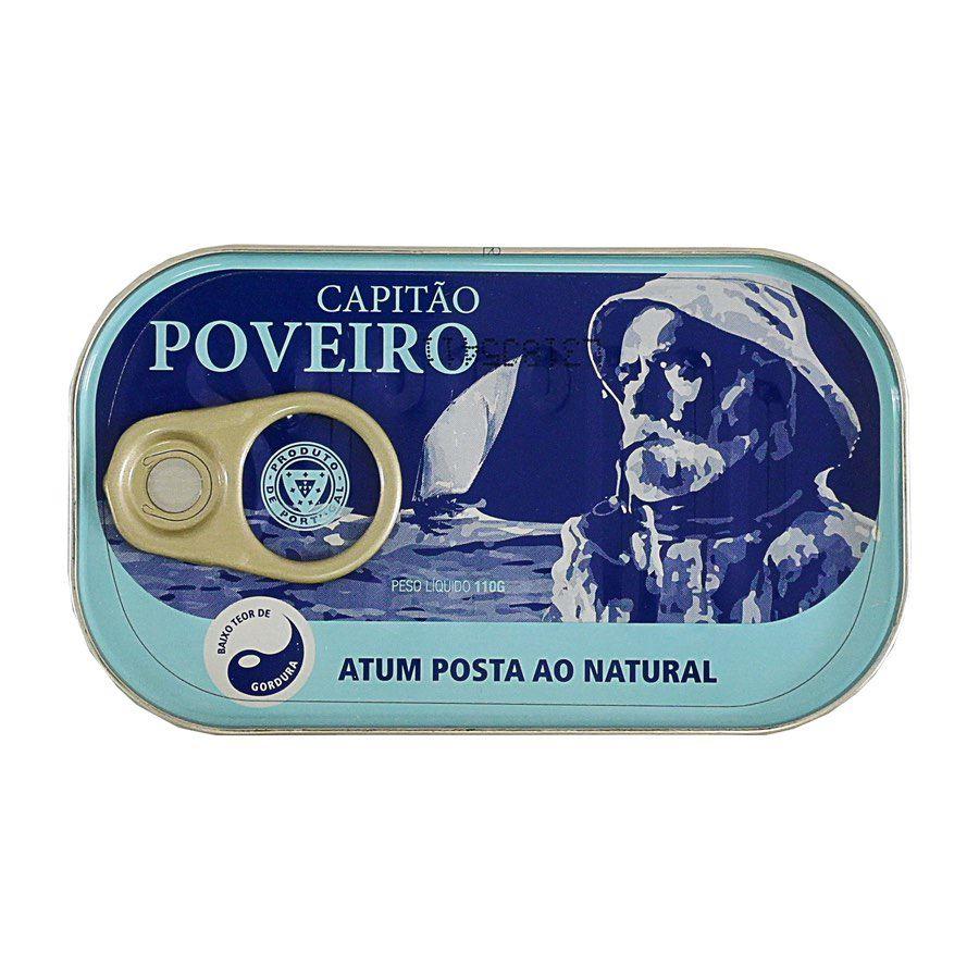 ATUM C.POVEIRO P NATURAL 110GR