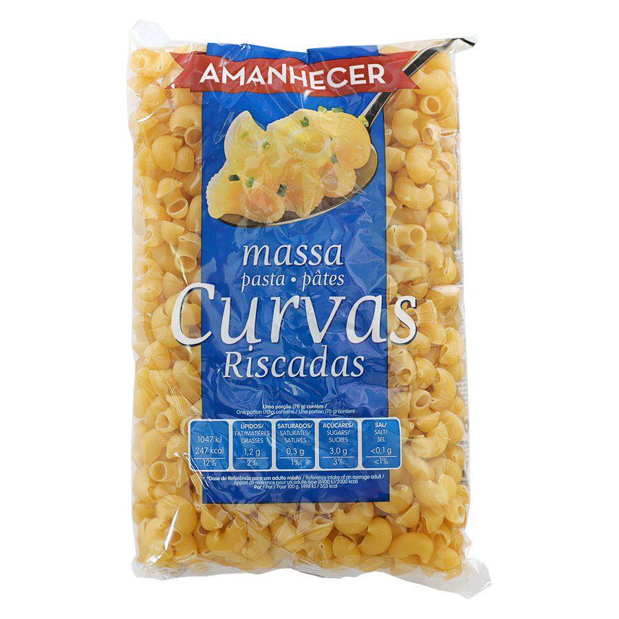 MASSA AMANHECER CURVAS RISC 500GR