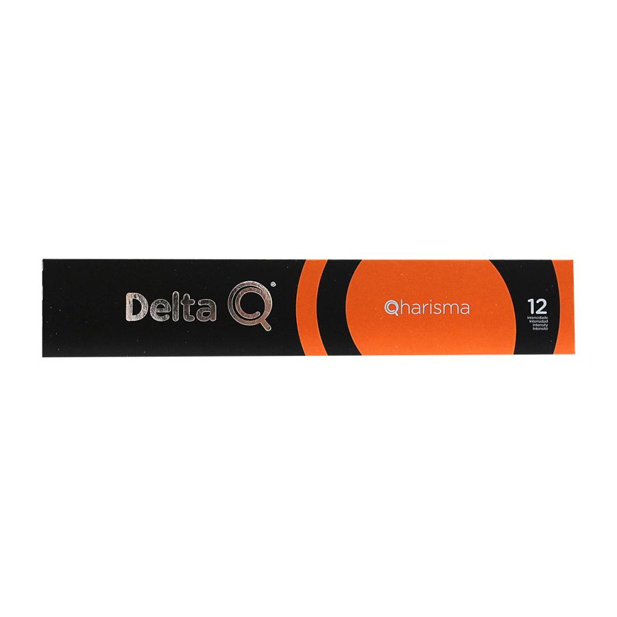Cápsulas Delta Q Qharisma 10 Un