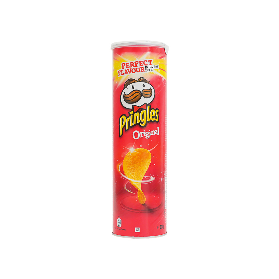 Batata Pringles Original 200G