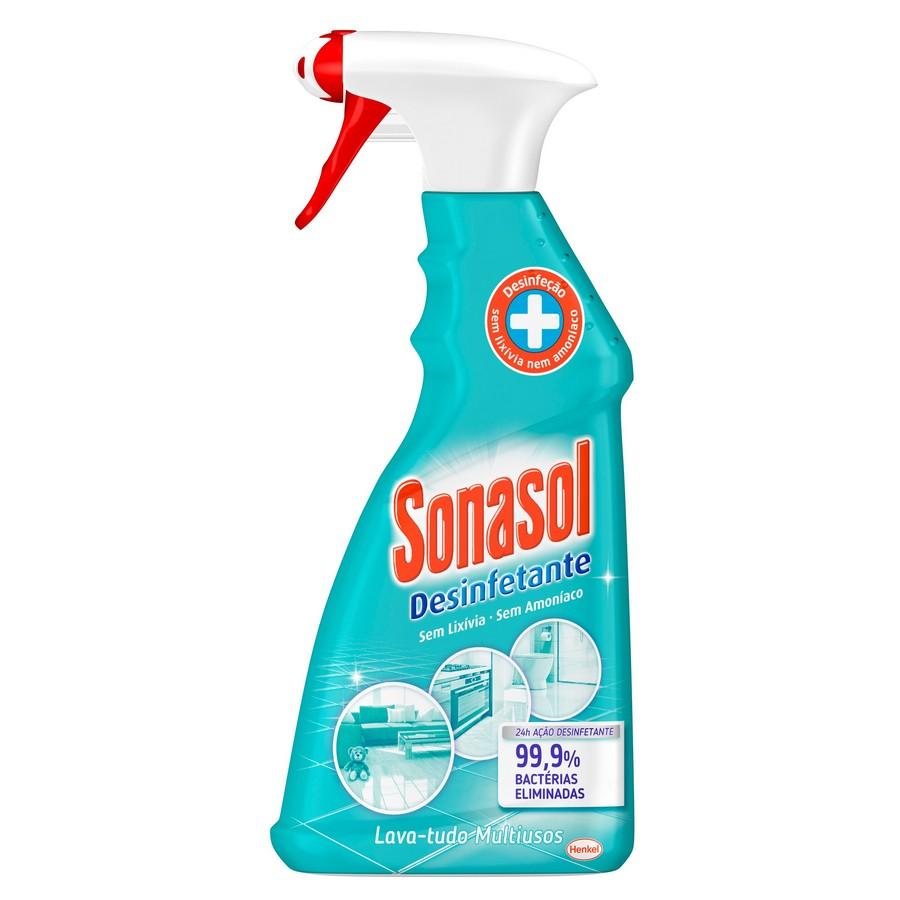 SP DESINFETANTE SONASOL 500ML