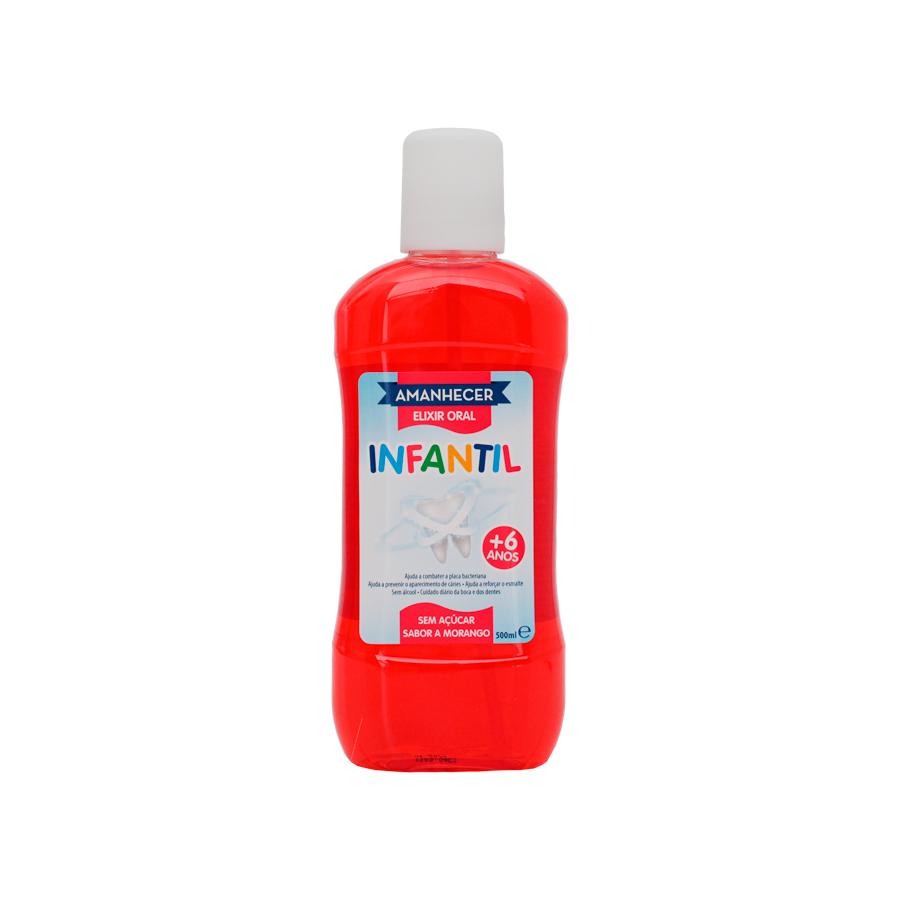 Elixir Amanhecer Infantil 500 Ml