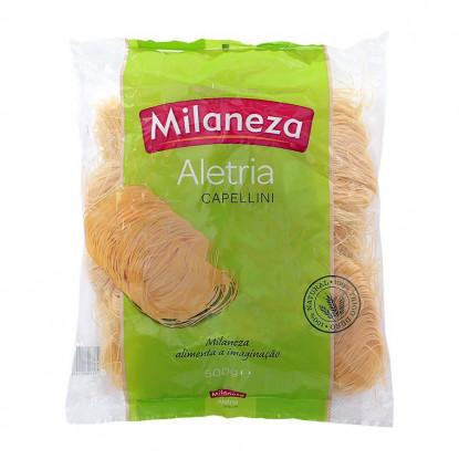 MASSA ALETRIA MILANEZA 500 GR