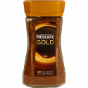 CAFÉ SOLÚVEL NESCAFÉ GOLD COM CAFEÍNA 100 G