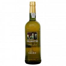 VINHO DO PORTO WHITE CALÉM VELHOTES 75 CL