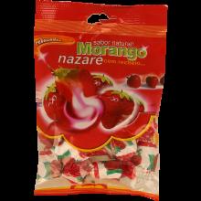 DROPS RECHEIO MORANGO NAZARÉ 100 GR  GR