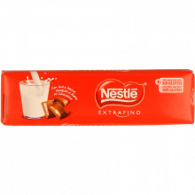 TABLETE CHOCOLATE LEITE NESTLÉ 50 GR