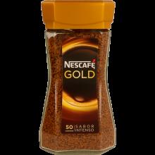 CAFÉ SOLÚVEL NESCAFÉ GOLD COM CAFEÍNA 10 100 GR