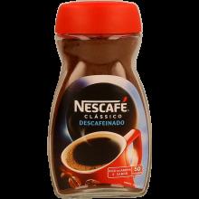 CAFÉ SOLÚVEL SEM CAFEÍNA NESCAFÉ 100 GR