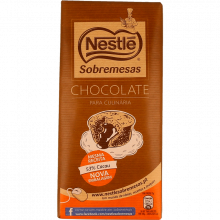 CHOCOLATE CULINÁRIA 53% CACAU NESTLÉ 200 GR