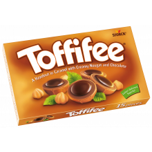 CHOCOLATE TOFIFEE 125 GR