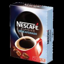 CAFÉ SOLÚVEL NESCAFÉ S/CAFEINA 10X2 GR_264584