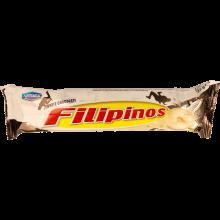 BOLACHA FILIPINOS CHOCOLATE BRANCOARTIAC H 135 GR
