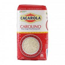 ARROZ CAROLINO EXTRA LONGO CAÇAROLA 1 KG