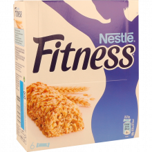 BARRAS CEREAIS FITNESS 6X23,5 GR