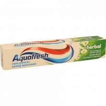 PASTA DENTÍFRICA HERBAL AQUAFRESH 75 ML