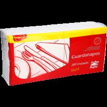 GUARDANAPO FOLHA DUPLA MASTERCHEF 33X33 200 UN