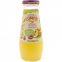 SUMO LIGHT ANANÁS/COCO COMPAL 200 ML