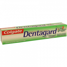 PASTA DENTÍFRICA DENTAGARD PLANTAS COLGATE 75 ML