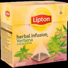 INFUSÃO LÚCIA LIMA PYRAMID LIPTON 10 SAQUETAS