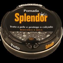 POMADA CALÇADO PRETO SPLENDOR 40 GR
