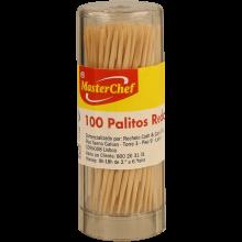 PALITOS REDONDOS MASTERCHEF 24X100 UNIDADES