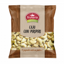 CAJU FRITO COM PIRI-PIRI FRUTORRA 150 GR