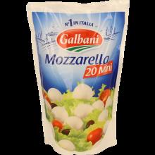QUEIJO MOZZARELLA FRESCA GALBANI MINI 150 G