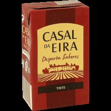 VINHO TINTO CASAL DA EIRA TETRA 25 CL