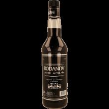 VODKA BLACK RODANOV 70 CL