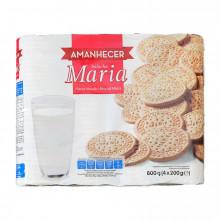 BOLACHA MARIA AMANHECER 4X200 GR