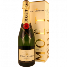 CHAMPAGNE MOET CHANDON IMPERIAL 75 CL