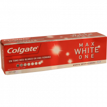 PASTA DENTÍFRICA MAX WHITE ONE COLGATE75  ML