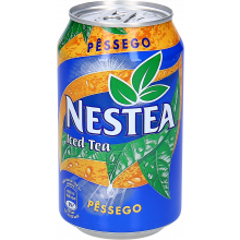ICED TEA PÊSSEGO NESTEA 33 CL