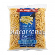 MASSA MACARRONETE RISCADO AMANHECER 500 GR
